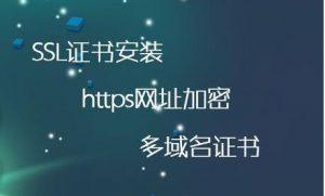 多域名型ssl证书申请费用