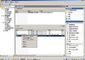 Exchange 2010 SSL证书备份与恢复