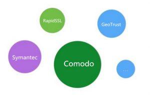 国内外SSL证书颁发机构有哪些?