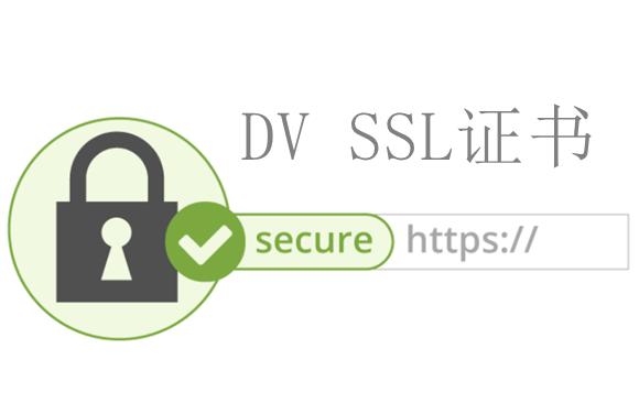 DV SSL证书申请