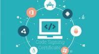 代码签名证书