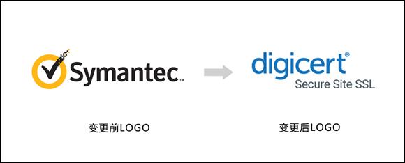 Symantec logo变更