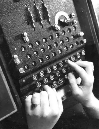 Enigma密码机的工作原理