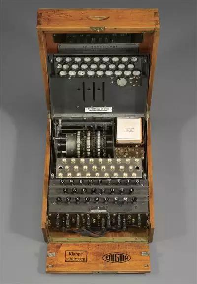 使用Enigma通讯