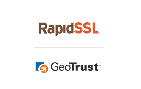 Rapidssl和GeoTrust
