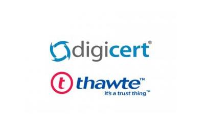 Thawte和DigiCert